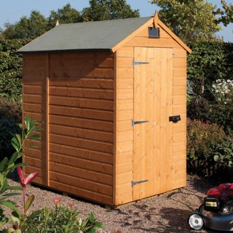 Rowlinson's Apex Security Shed